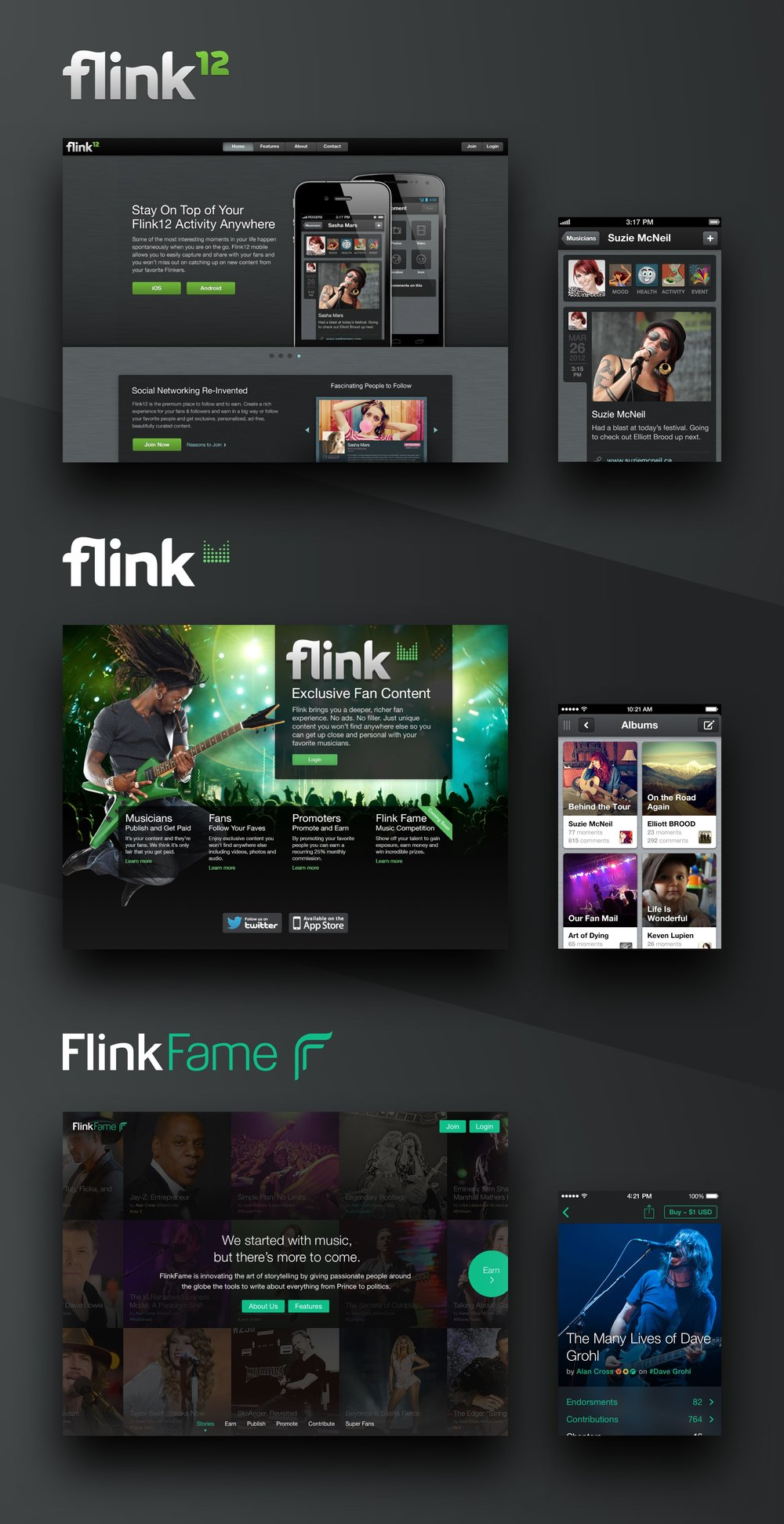 The many faces of Flink.