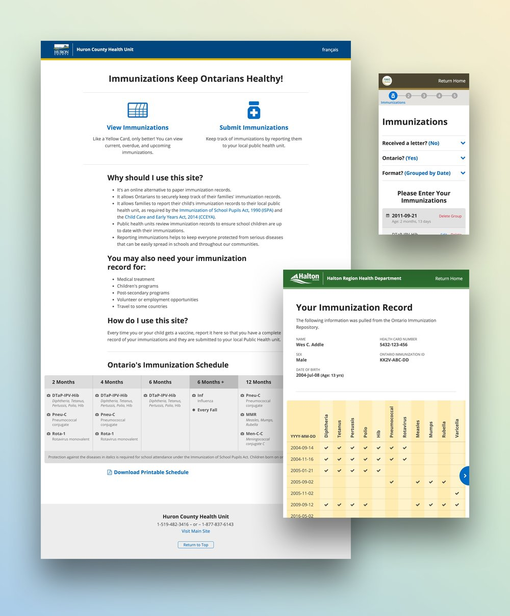 The finished v2 product was responsive, AODA compliant, and provided an improved user experience.