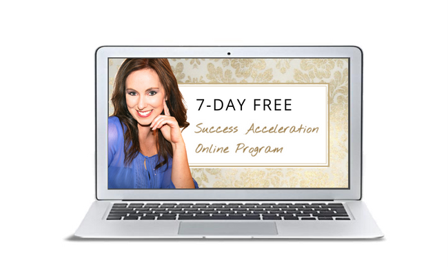7-Day Free Success Acceleration Online Program