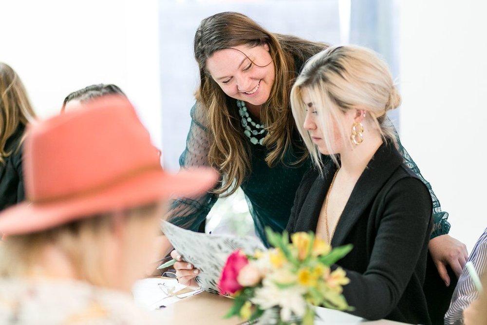 Hilary Hartling_Brand Strategist_Brand Clarity Workshop