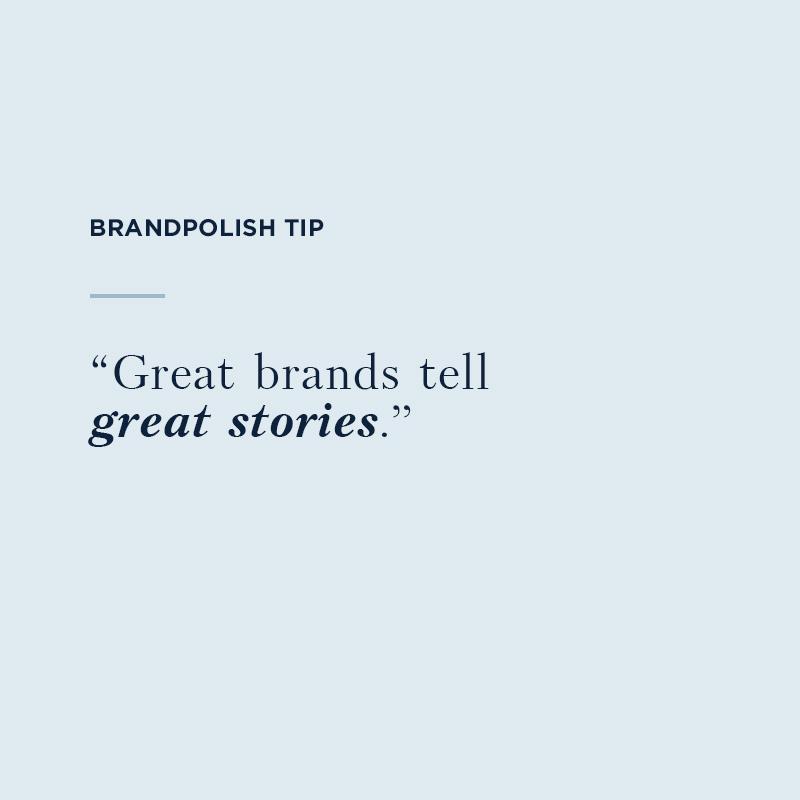 BRANDPOLISH TIP