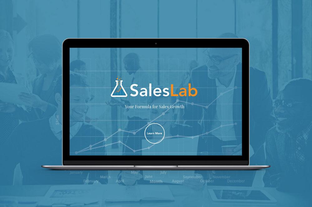 "SALES LAB<a href=""/kc-sales-lab""><br>→</a>"