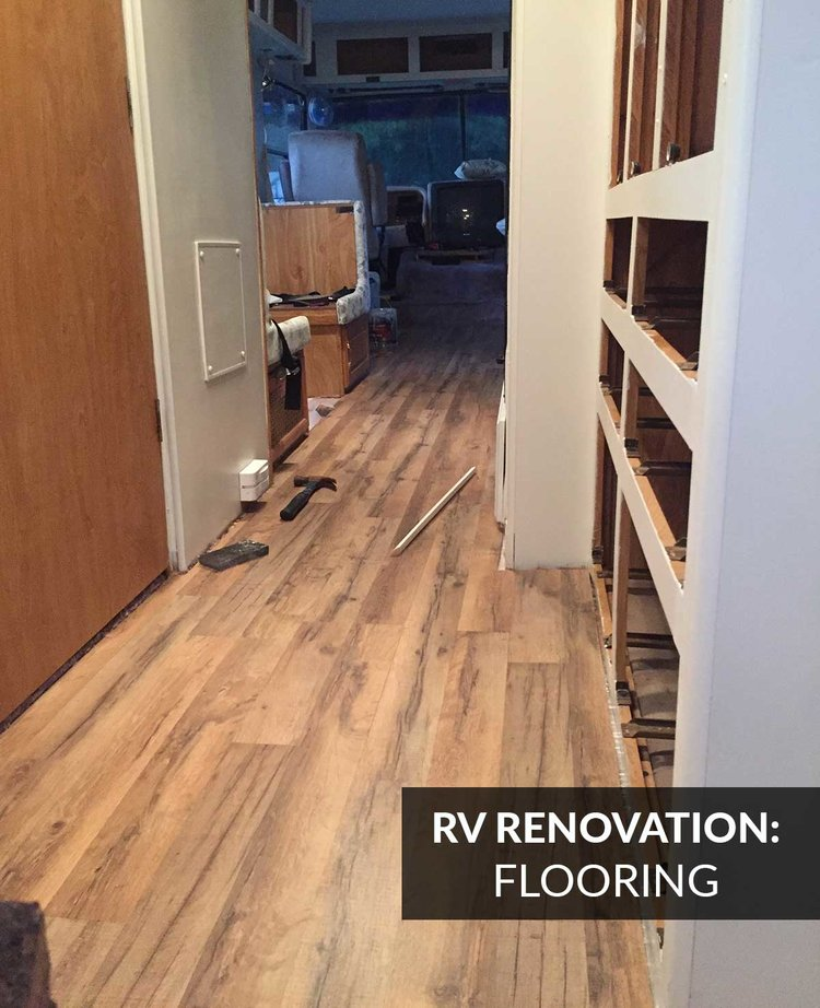Our Rv Renovation Faer Supply