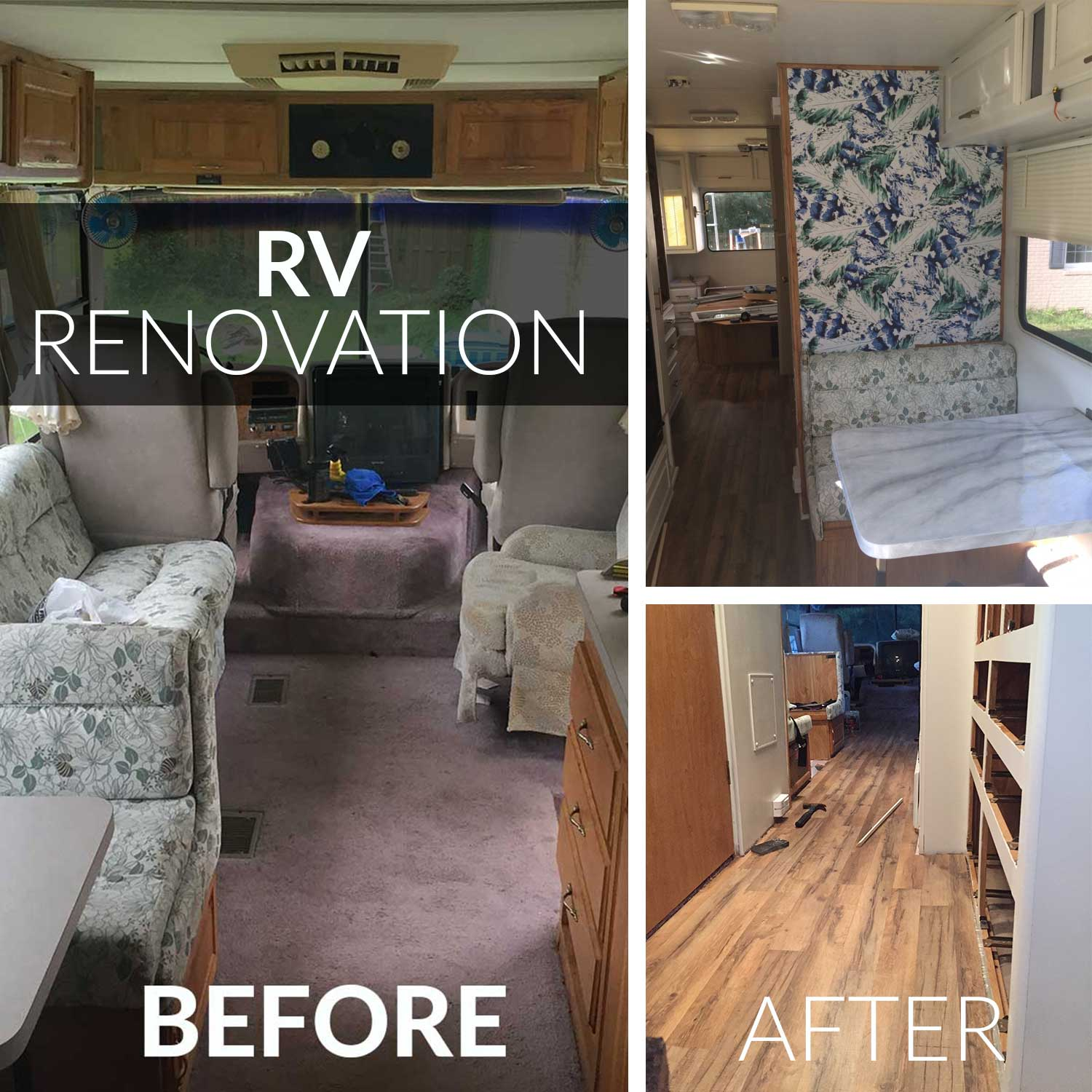 Our RV Renovation