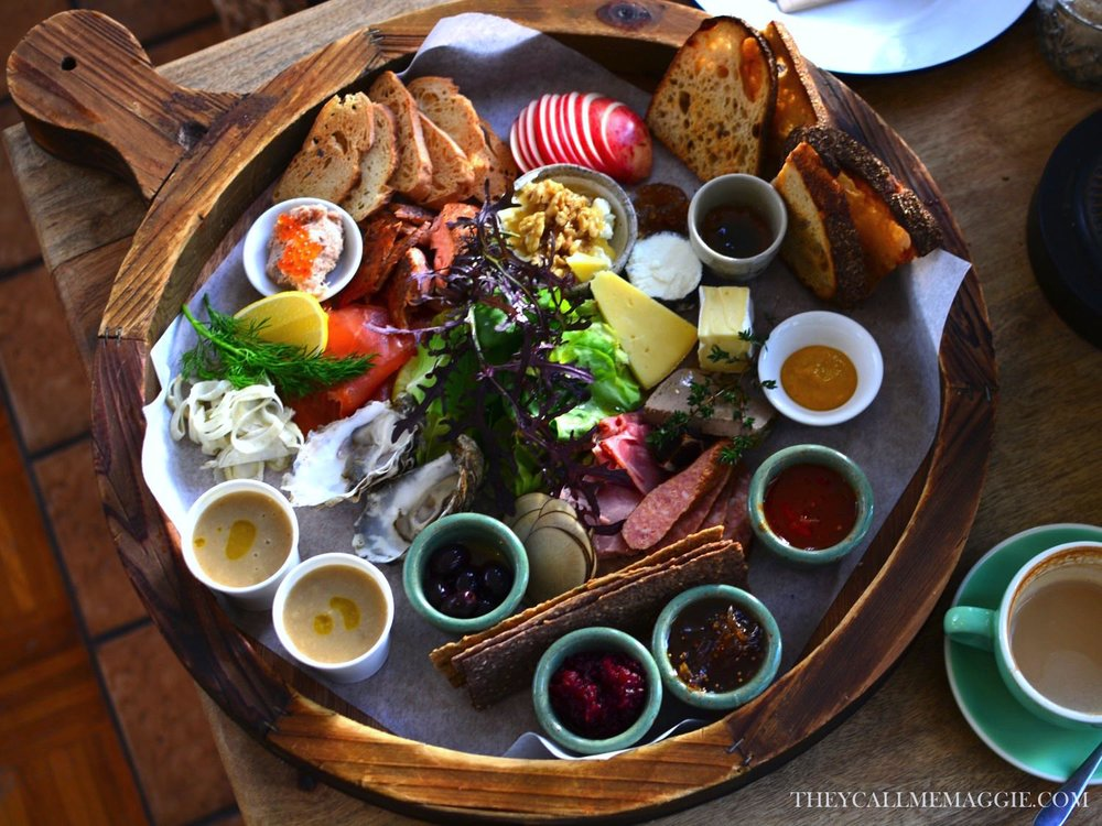 Tasmanian Food & Wine Conservatory, Sassafras.
