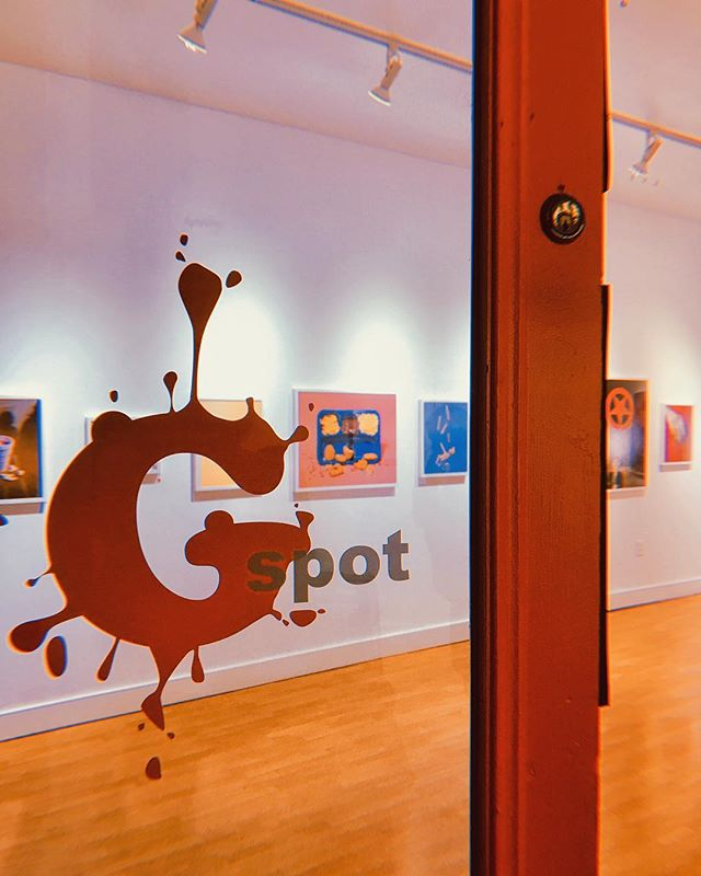 Have you checked out Demonstrate I? At G Spot Gallery. On display for a few more weeks.