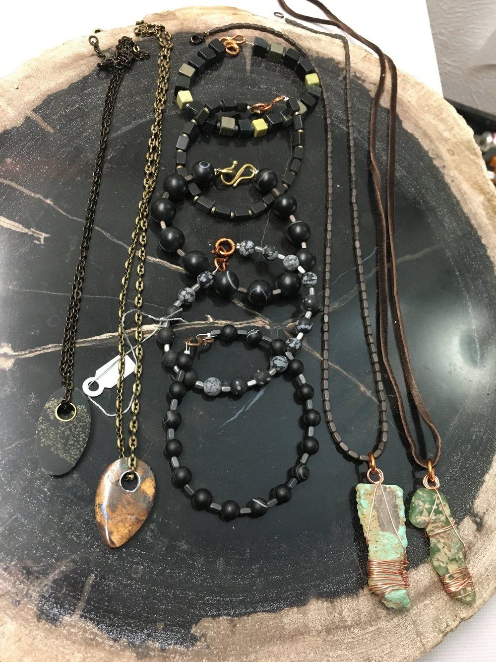 K.I.S.S Jewelry : unisex designs