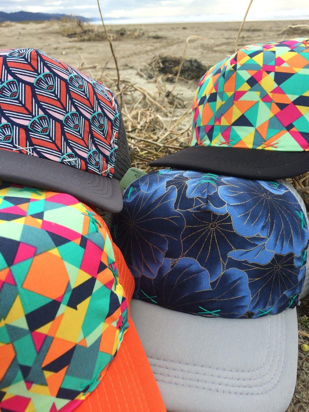 Blow Fish Hats