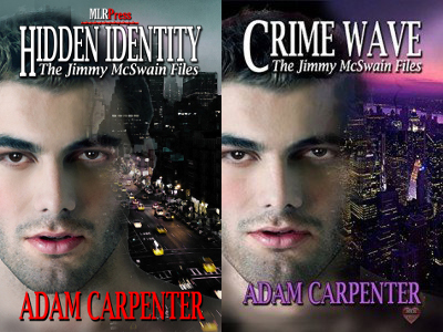AUTHOR ADAM CARPENTER