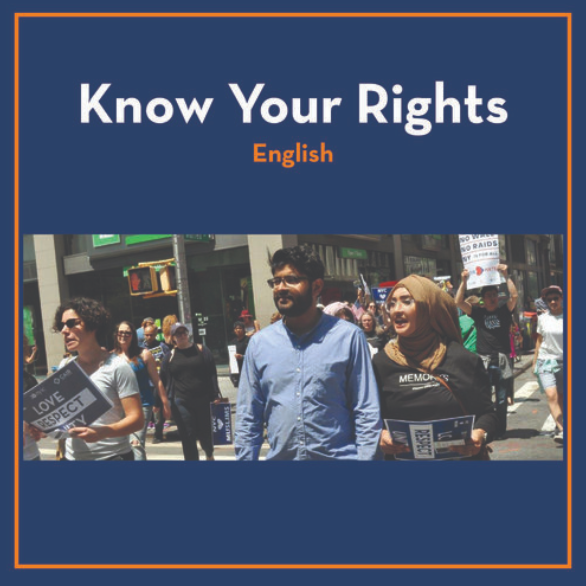Know Your Rights - ICE Raid Preparedness — CAIR New York