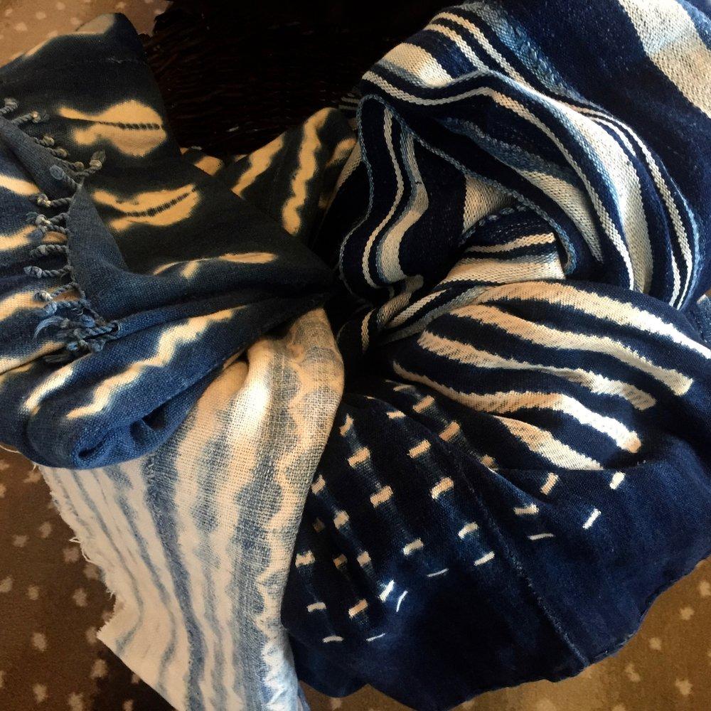 Indigo African Textiles