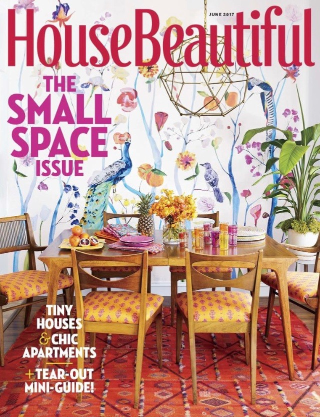 HOUSE BEAUTIFUL JUNE 2017