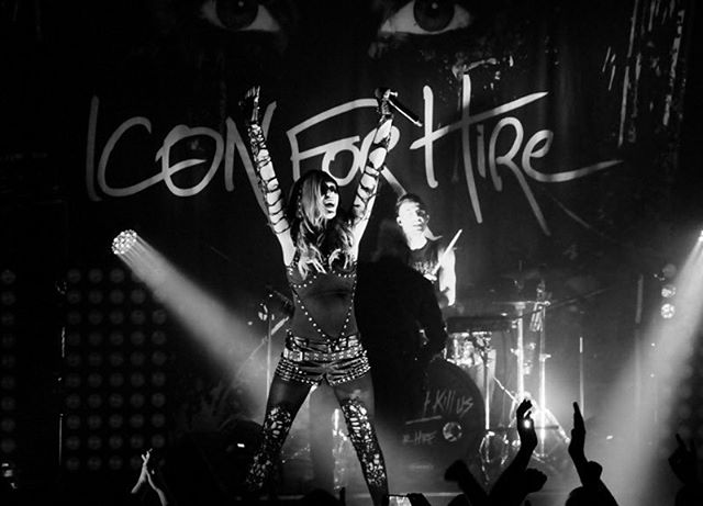 BACK ON THE ROAD THIS WEEK!! First up: Indy, St. Louis, Decatur & Pontiac MI! Tickets are moving fast: iconforhire.net/tour #youcantkillustour