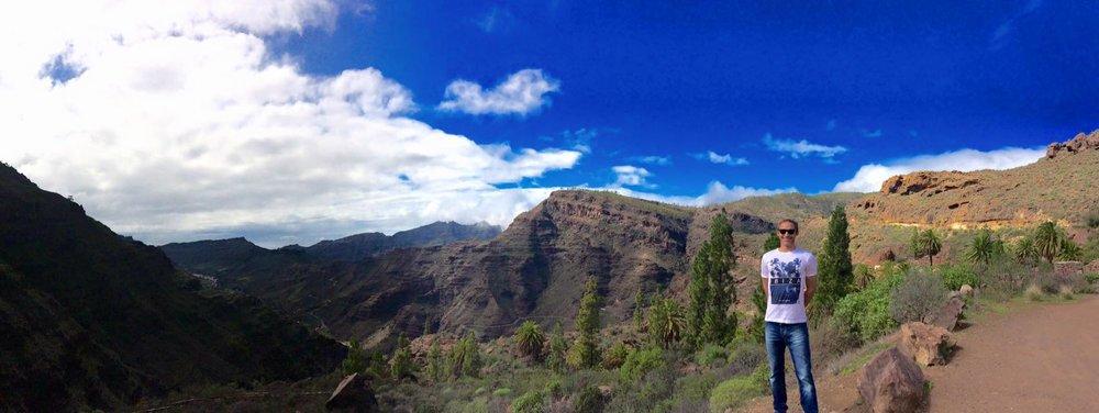 Roadtrip in Gran Canaria
