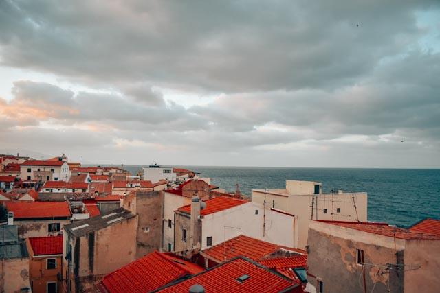 Alghero, Sardinia Rooftop Views