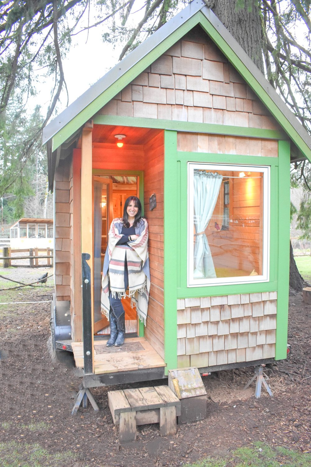 stay-in-a-tiny-house-in-Oregon