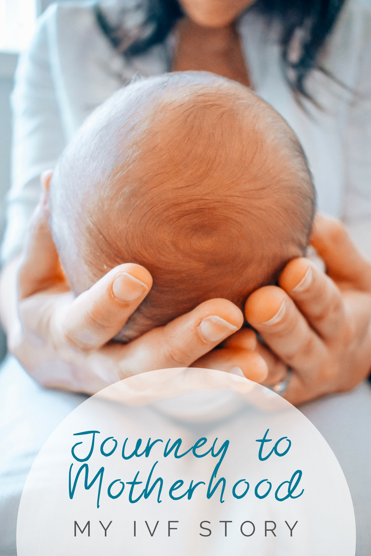My IVF Journey To Motherhood