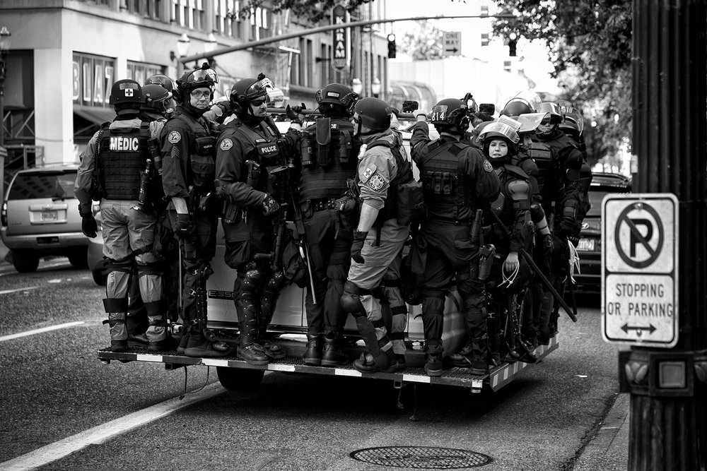 """All In A Day's Work :: The Militarization Of The Police"""