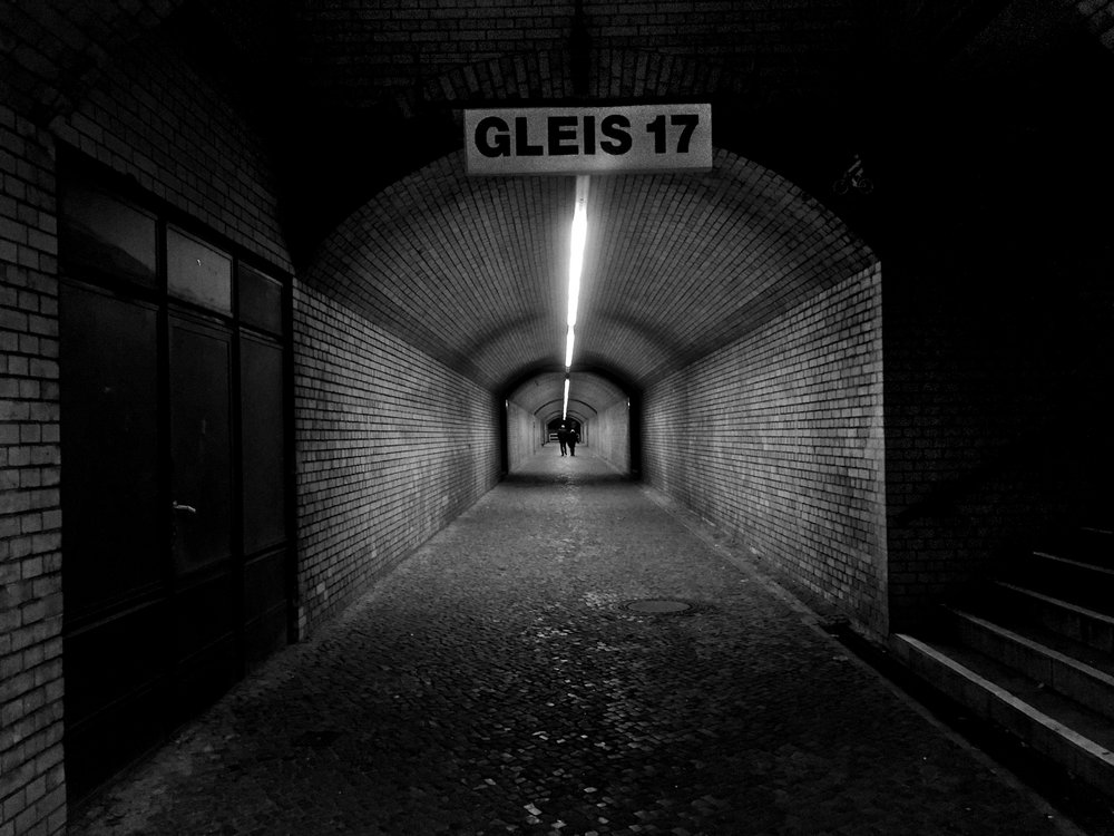 """Gleis 17 :: The Tunnel To Hell"""""