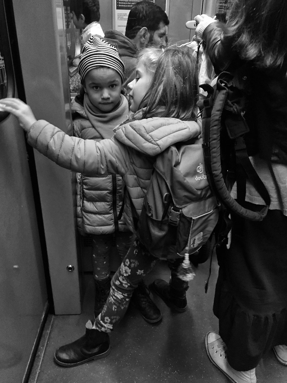 """The Kids Are Alright :: Friday Night Commute"""