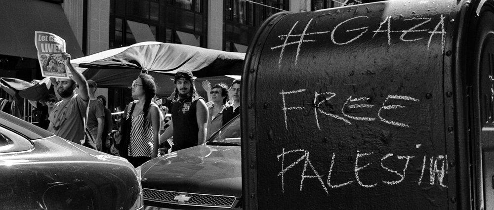 """""""#Gaza :: Free Palestine"""""""