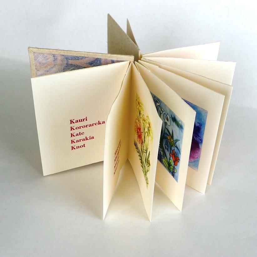 Pompallier Garden Book