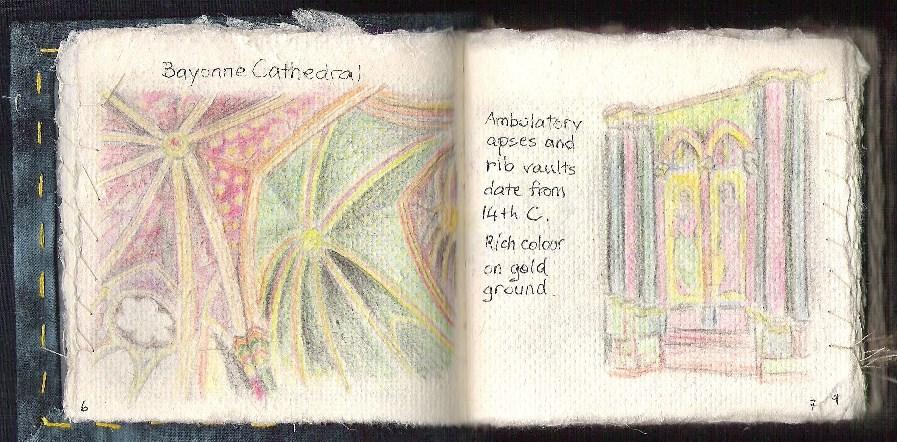 camino-santiago-colour-drawing-diane-harries