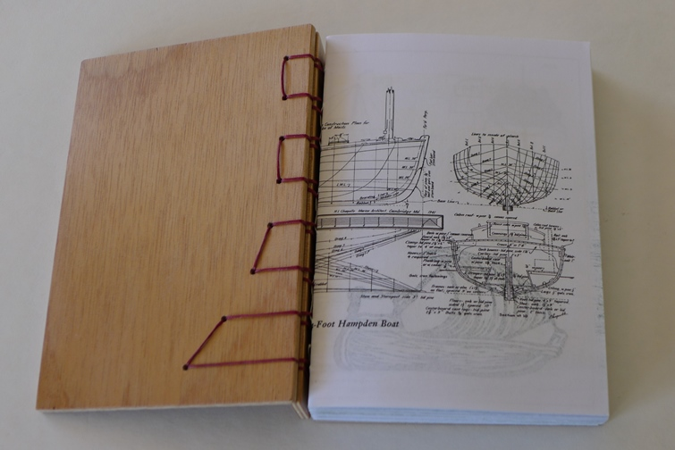Tapered stitching holes and plans