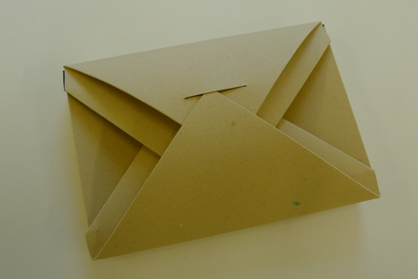 origami box closed