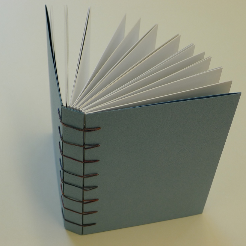 secret belgian binding with card cover