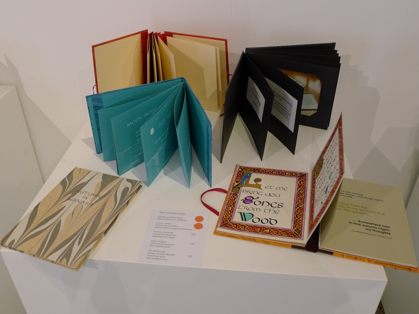 Yoka Concertina books