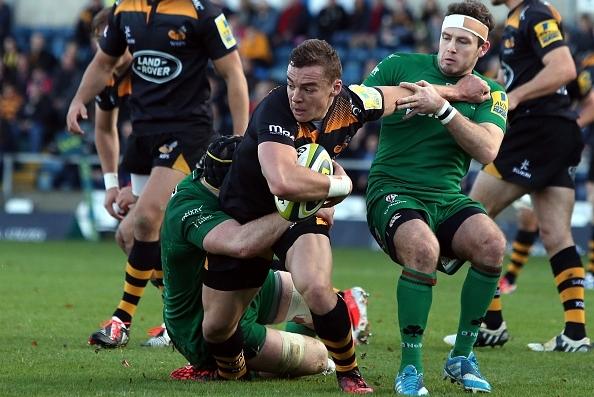 London Wasps vs London Irish (LV Cup - 9th November 2014)