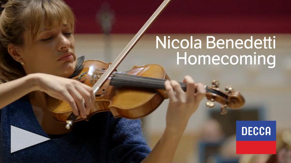 Nicola Benedetti - Homecoming