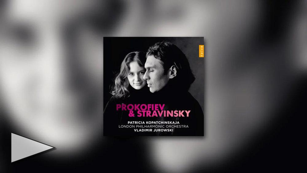 Patricia Kopatchinskaja records Stravinsky