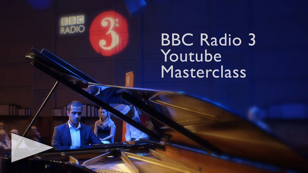 BBC Radio 3 YouTube Masterclass