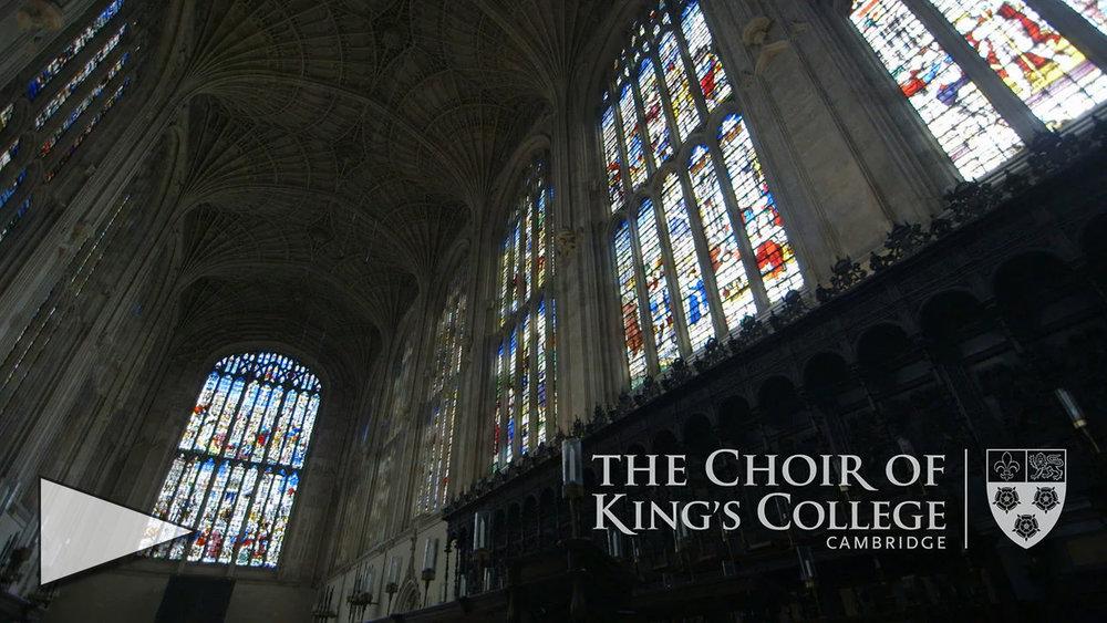 Choir of King's College, Cambridge - Carols