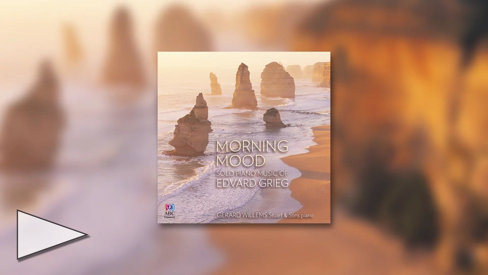 Gerard Willems - Morning Mood for ABC Classics