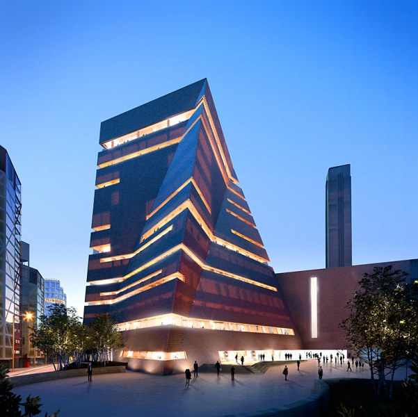 architectural-view-new-tate-modern-south-dusk
