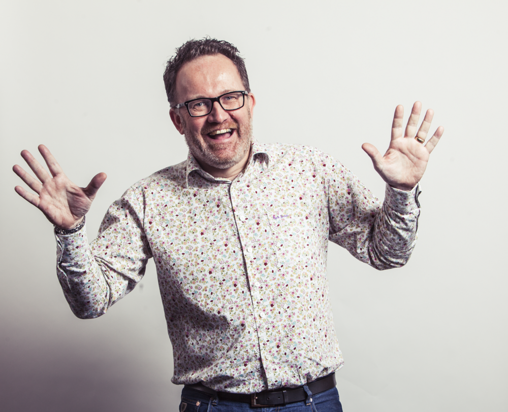 Carl Eastop - Director, Client Services