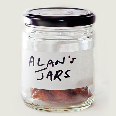 Graham Thompson – Alan's Jars