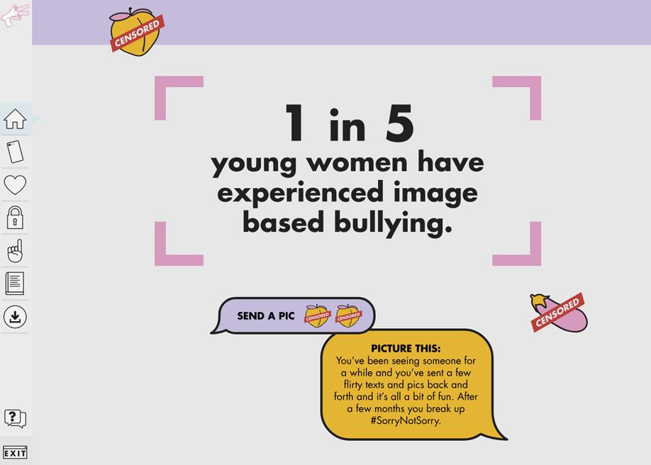 Image Based Bullying So Not OK.