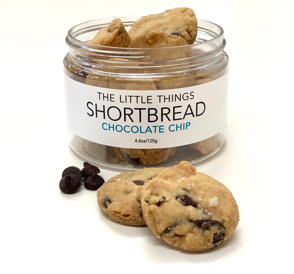 More Shortbread - Bring in your old container for a refill from our bulk section and receive $1 off