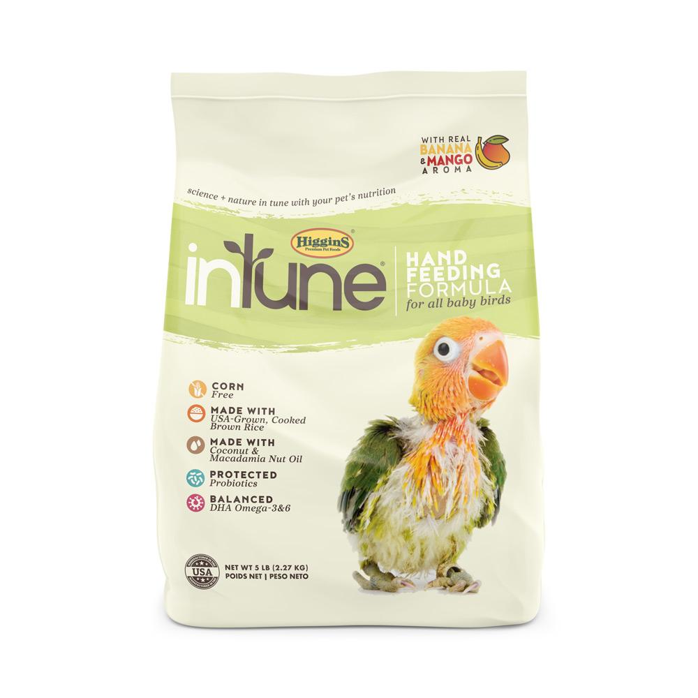 inTune Hand Feeding