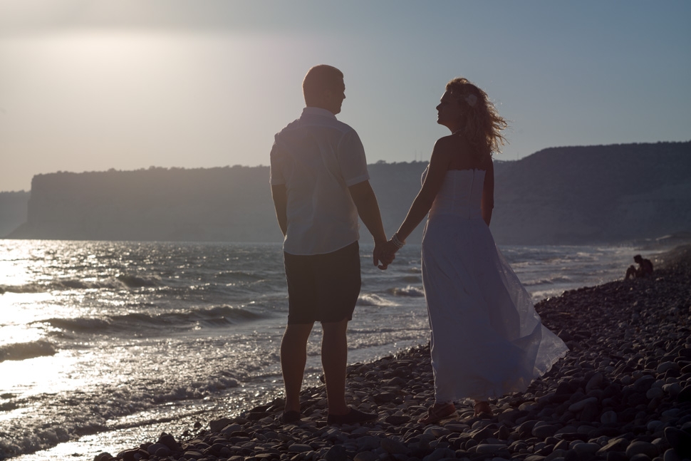 Kourion Beach Harald Claessen wedding photographer