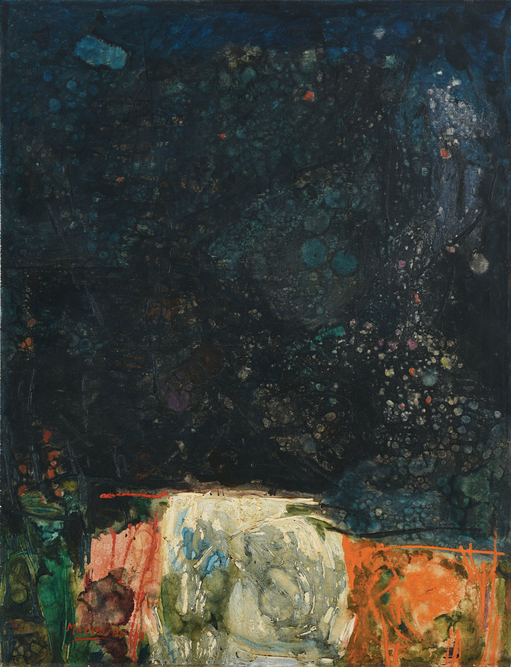 Mochtar Apin (Indonesian, 1923– 1994)