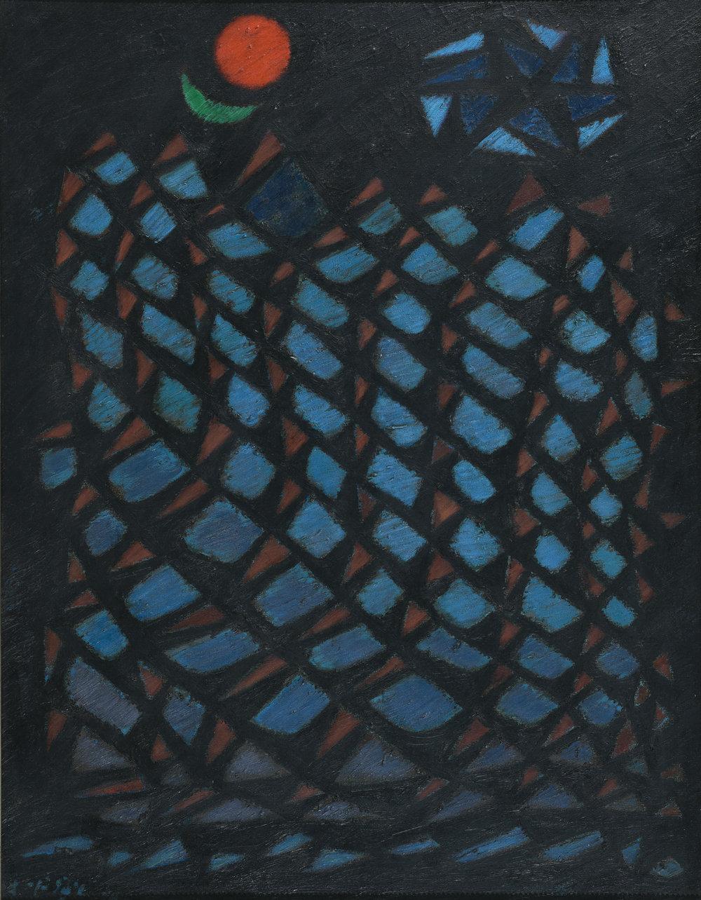 Fadjar Sidik (Indonesian, 1930-2004)