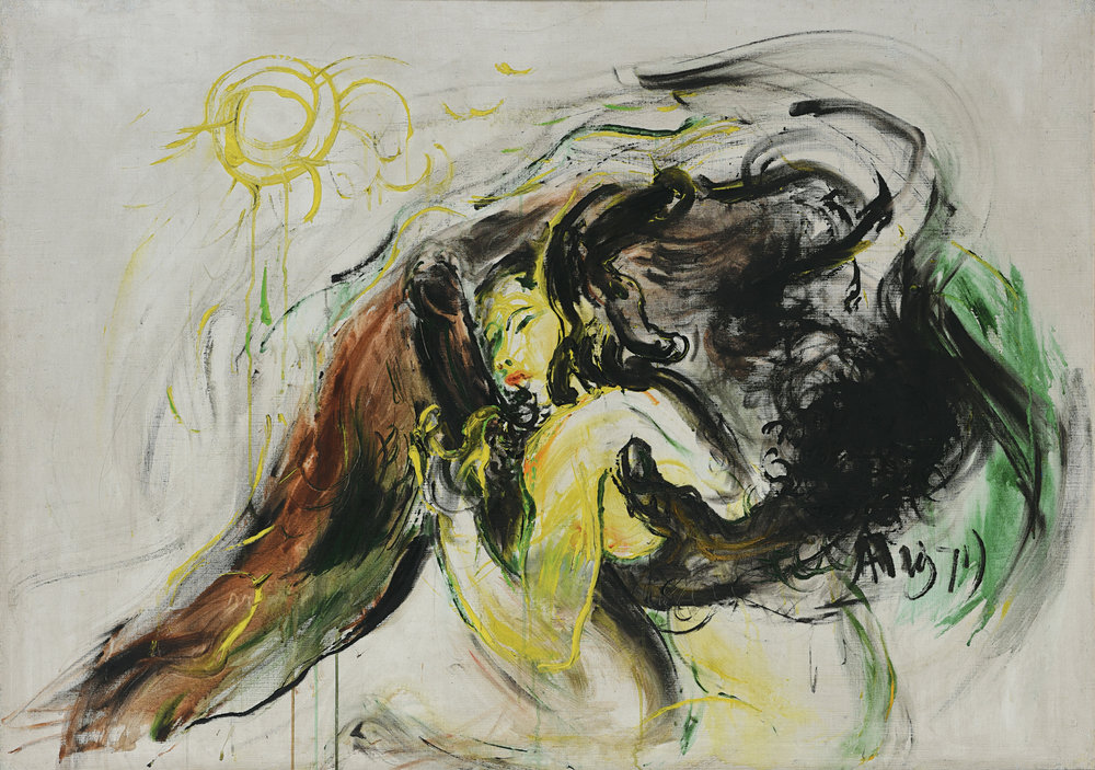 Affandi (Indonesian, 1907 – 1990)