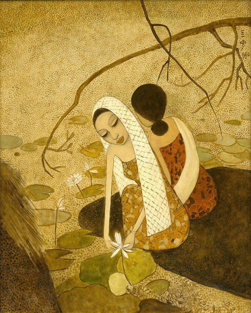Cheong Soo Pieng (1917 - 1983