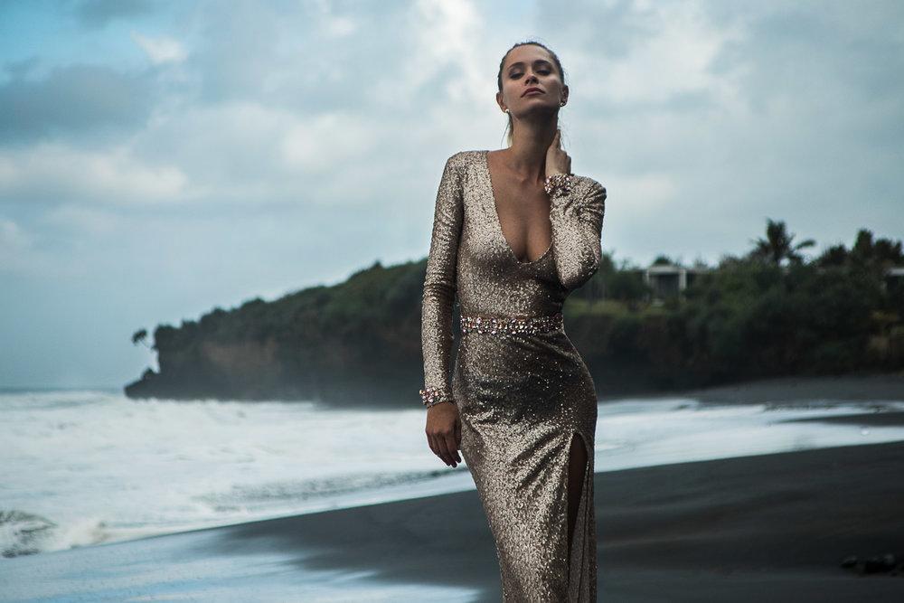 Raquel Balencia Shoot in Bali