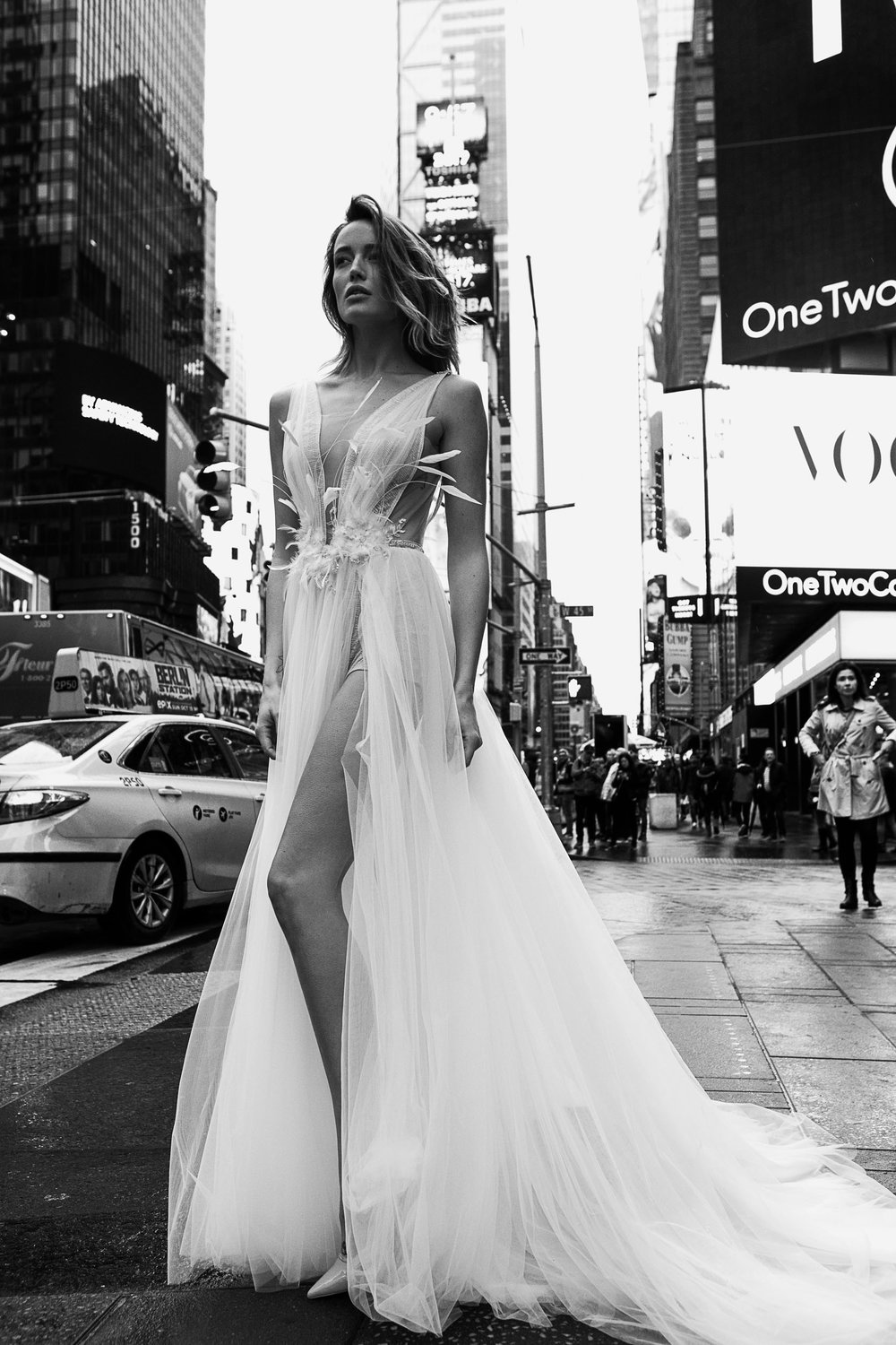 Campaign for Tal Kedem in New York